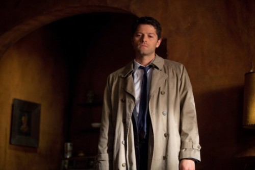 Article:  Supernatural Chat: Let's Talk Spoilers, Running AMOK and the Supernatural Shake