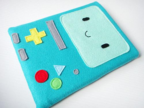 Ipad Cases Adventure Time Adventure Time Bmo Ipad Case