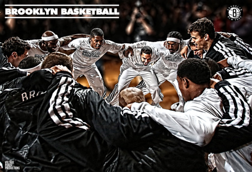 Brooklyn Nets by ~rashaanmalikdesigns
