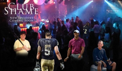 Oh look! A new cast member on Club Shame Notre Dame's Manti T'eo!