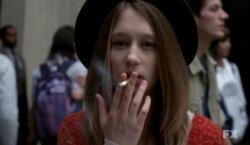 (via American Horror Story, Ryan Murphy misses Taissa Farmiga, talks for season 3)