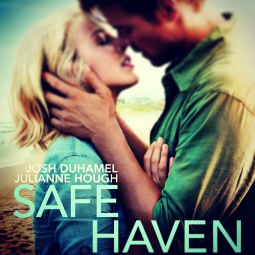 Now watching #SafeHaven… Lovelovelove rin pag may time😍 @archpa3ck