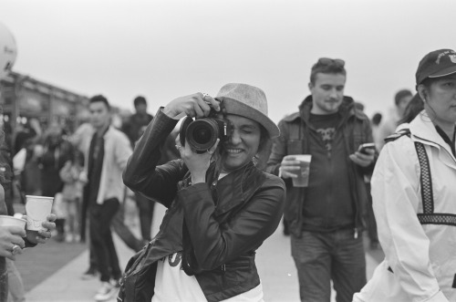 Photographer @Clockenflap 2012