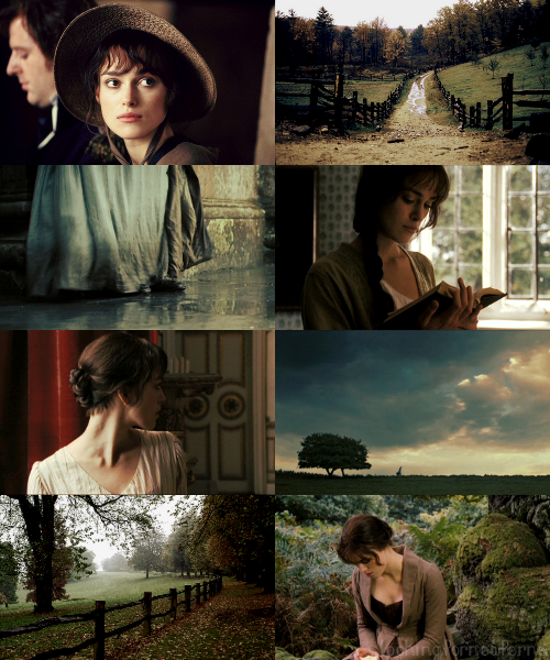 fuckyeahjaneites:   Austen Heroines→ Elizabeth Bennet, Pride & Prejudice  'Though [Mr Darcy] had detected with a critical eye more than one failure of perfect symmetry in her form, he was forced to acknowledge her figure to be light and pleasing; and in spite of his asserting that her manners were not those of the fashionable world, he was caught by their easy playfulness.'