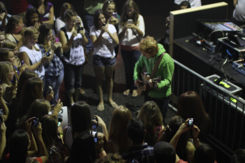 edshizza:  Ed Switch Party 98.7 Detroit