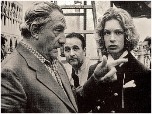with Visconti
