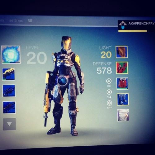 #destiny #rareItems #uncommonItem #20 #PS4 #Titan #TitanClass #BlackNYellow #thatlife add me AKAFRENCHFRY (#PSN)