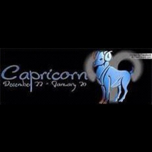 It's almost #capricorn season!!!!