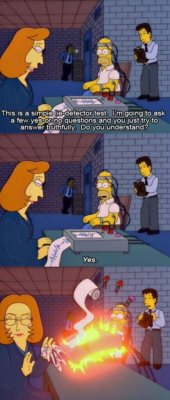 Greatest Simpsons moment!