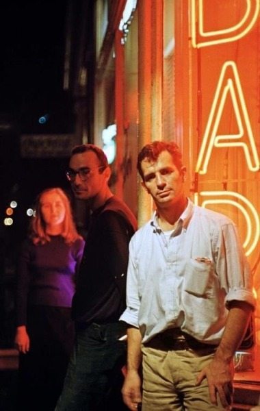 Check out Kerouac in Greenwich Village, circa 1958. #OnTheRoad opens in New York & LA on 12/21.
