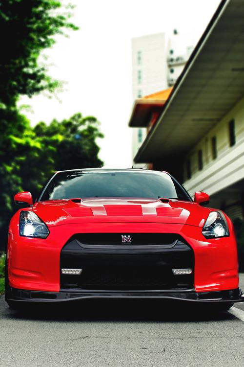 italian-luxury:  Godzilla | Nissan GTR