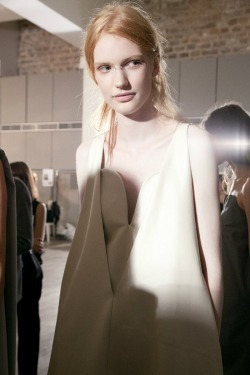edge-to-edge:  Maison Martin Margiela Womenswear SS13