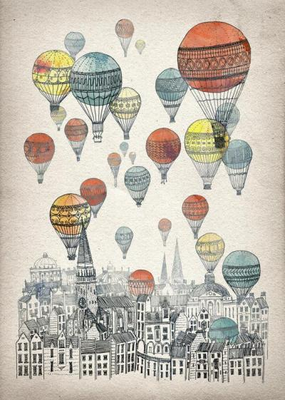 create-tivity:  Illustration by David Fleck