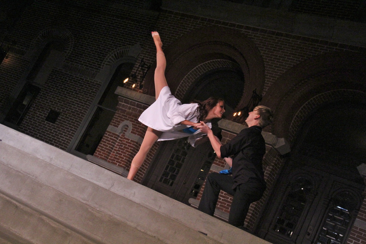 A photo from UT's Dance Happening that was held this past weekend. Great show!