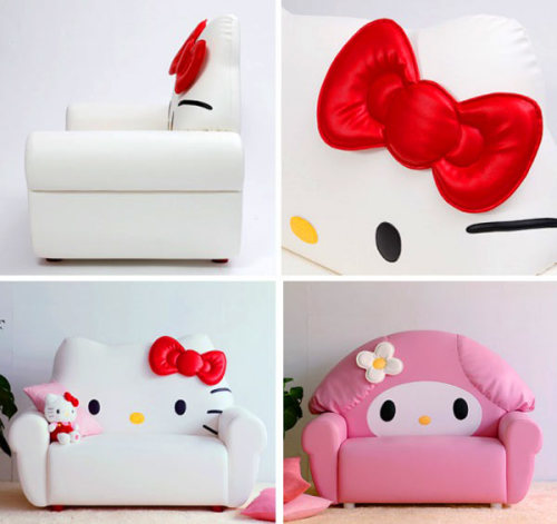Hello Kitty & My Melody Couch