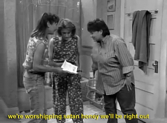 can-you-yes:  Roseanne Season 3 Episode 1