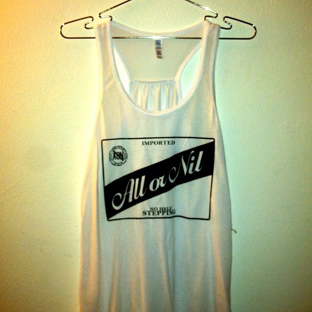 allornil:  All or Nil SS2013  So cool!