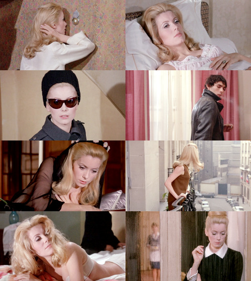 "Belle de Jour (1967) dir. by Luis Buñuel ""I cannot help myself."""