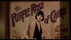 firstframepresents:  The Purple Rose of Cairo (Woody Allen, 1985)
