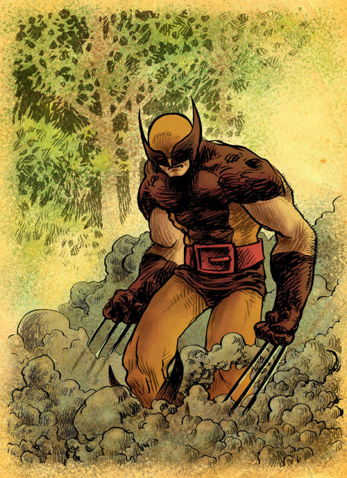 wolverine 3 by ~laseraw