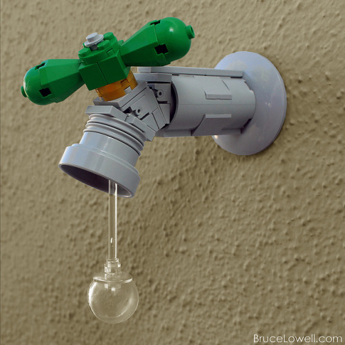 Leaky Faucet by bruceywan on Flickr.
