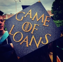 damnthatswhack:  Petition to make graduation song the GoT theme  hahah
