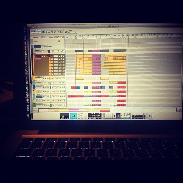 We workin… #beats