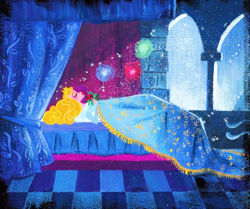 Artwork ofThe Legacy Collection: Sleeping Beauty (by Lorelay Bové)