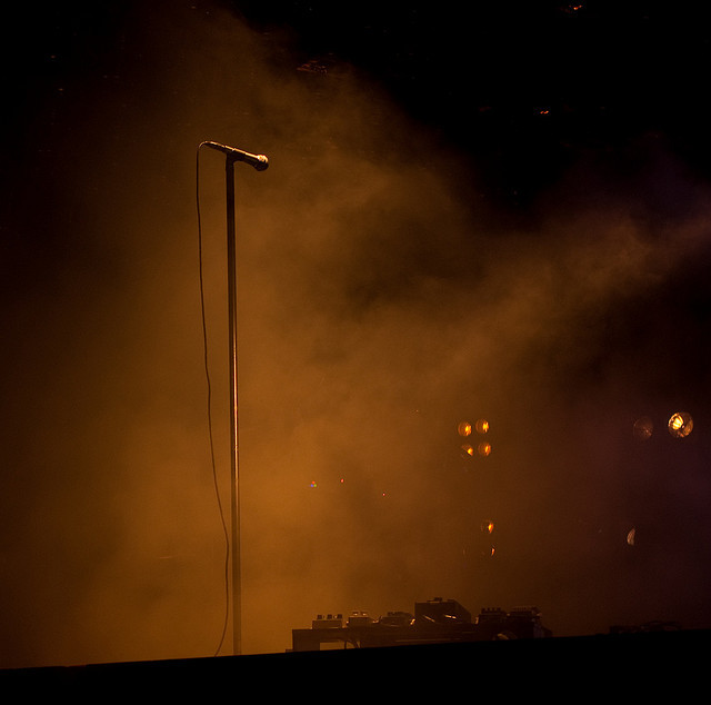 Nine Inch Nails by uerbe on Flickr.