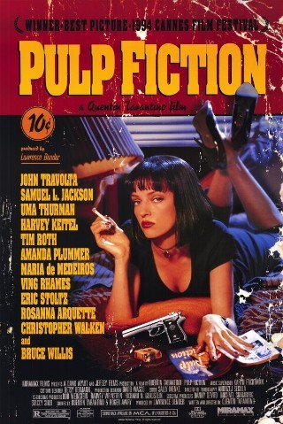 I'm watching Pulp Fiction                        Check-in to               Pulp Fiction on GetGlue.com