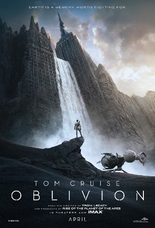 "I'm watching Oblivion    ""Visually beautiful movie but rather boring and predictable, Tom Cruise was a tad more bearable than his normal self but still didn't really do much for me. Always happy to see more sci-fi movies coming out but still a way to go.""                      115 others are also watching.               Oblivion on GetGlue.com"