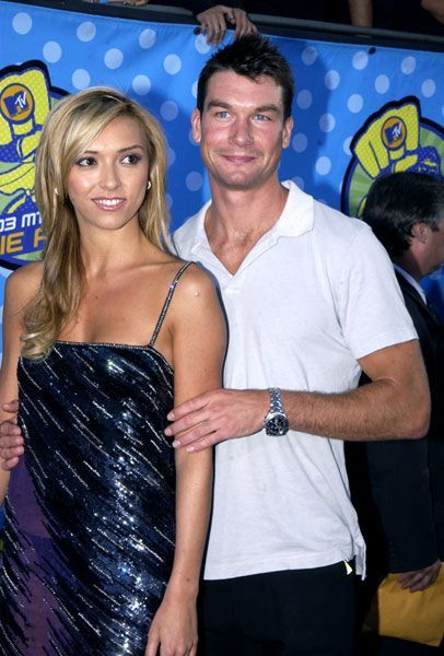 Jerry O'Connell & Giuliana Rancic, 2003