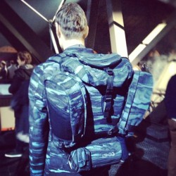 The new backpack at Kenzo.