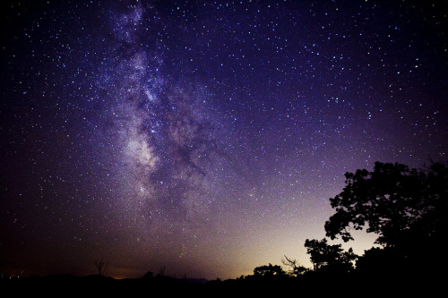 Milky Way in Shenandoah
