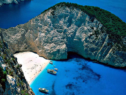 Ionian Islands (via Barnies)