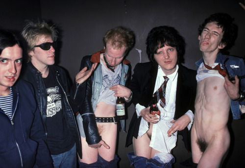 Anyone remember The Dead Boys? I took this backstage of The Starwood in 1977. Stiv Bators could never keep his fucking pants up!