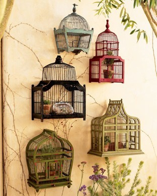 houzz - Bird Cage - - -