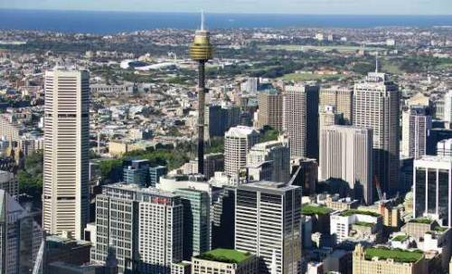 "urbangreens:  Plans to ""Green"" every roof in Sydney » Inhabitat Hoorah!"