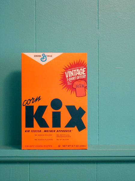 mikehudack:  maniacalrage:  General Mills Retro Cereal Boxes (via tinyblip) I love this so much.  I don't eat cereal.  I will be buying Retro Kix.  It will find a permanent home in my kitchen.  I want all these vintage cereal boxes they're bringing back.