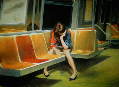 1653:   okimage: Q TRAIN Nigel Van Wieck  this is me twice a week on my way home from work at 1 am