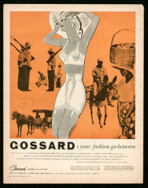 Gossard McCall's 1956