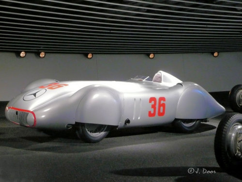 1937 prototype mercedes