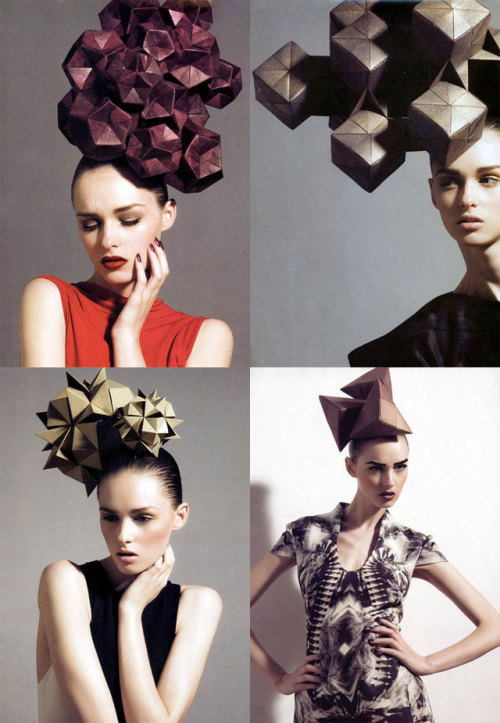 House of Architects Millinery (via)