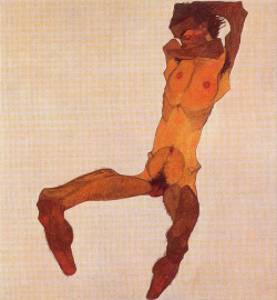 egonschiele:  billyjane:  schiele 8 via billy'z stream