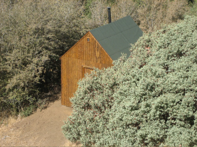 James BenningTed Kaczynski Cabin, completed June 2008
