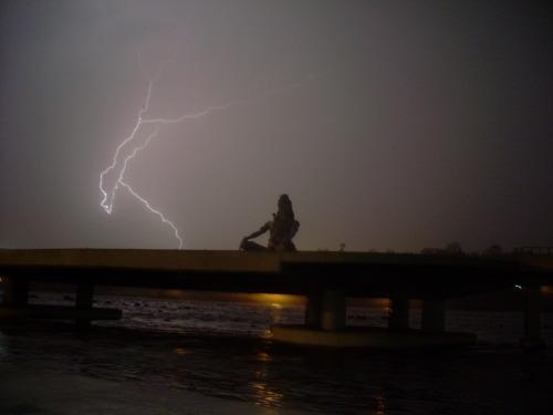 Hace hoy una semana Shiva me regaló esta foto…