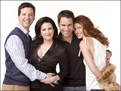 Jack & Karen & Will & Grace