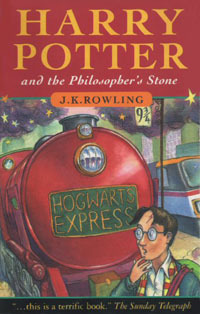 Harry Potter and th Philosopher's Stone read it in fifth grade.