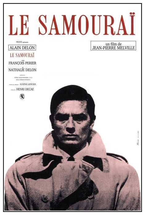 "i watched Le Samourai last night, a 1967 Jean-Pierre Melville film starring the very nice looking Alain Delon as Jef Costello, a lonely, calculating assasin; incidentally, his baby momma in real life, Nathalie Delon, plays his girlfriend in this film- she's cute- seductive but steely. There's enough tension in the plot to allow Melville to indulge in some great, long shots in beautiful Paris- usually of Jef Costello walking briskly or sprinting around, jacking cars and evading police in supreme style (did I mention all the gorgeous suits? totally conservative). it felt kinda fatalist to me, but that was great about it- like Bushido itself.   Share |      var addthis_config = {""data_track_clickback"":true};"