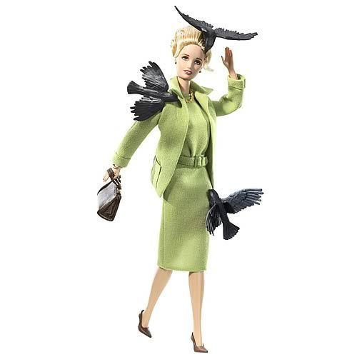 bullshit: The Birds Barbie Doll